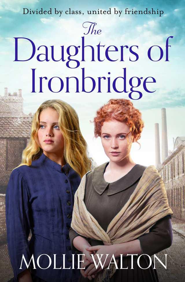 Daughters Of Ironbridge - cover